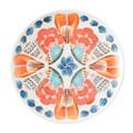 Oceanica Melamine Dessert Plate