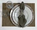 Plain Dye Pure Linen Napkin