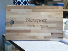 Newport Cutting Board