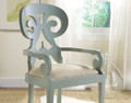 Slip Seat Arm Chair