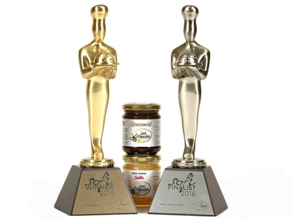 The 2016 Sofi Award Honey Set