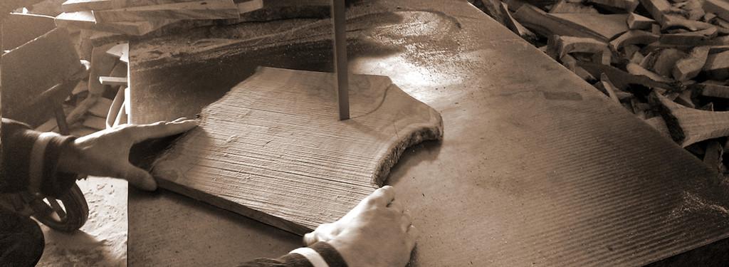 Olive Wood Bread Board Set of 4
