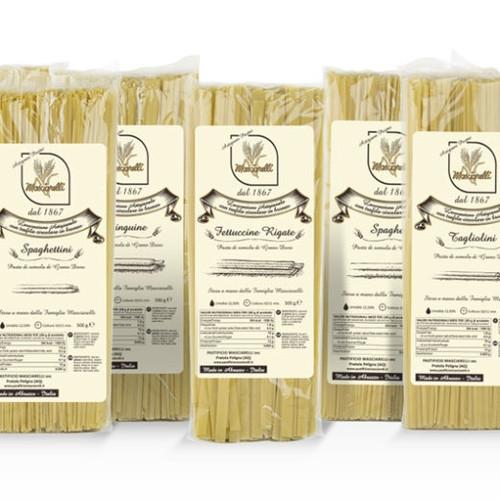 Fettuccine Rigate
