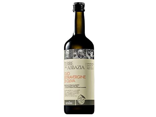 """Olio extra vergine """"Terre del'Abbazia"""" 750ml"""