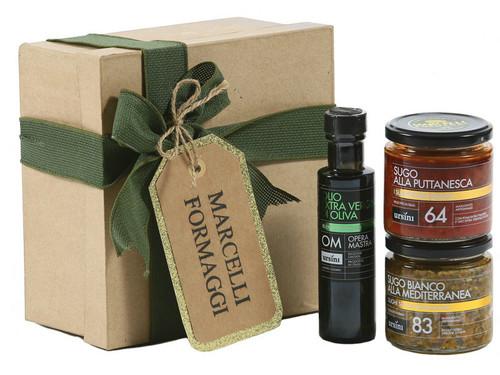 'The Classics' Abruzzo Sauce & Oil Set