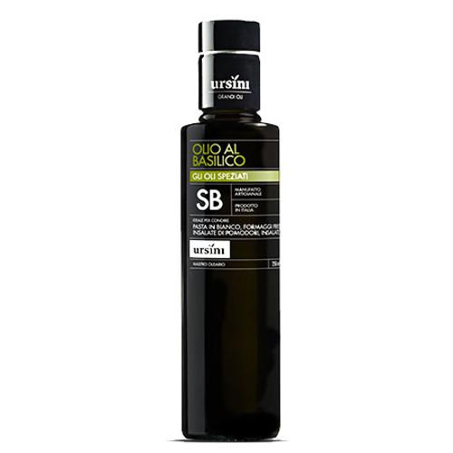 Basil Extra Virgin Olive Oil 100ml