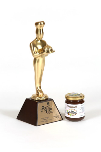 SOFI Gold Award Winner: Chocolate Hazelnut Honey 250g