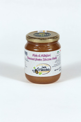 Mountain Wildflower Honey