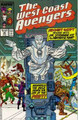 Avengers West Coast, Vol. 2 #22 Avengers West Coast, Vol. 2 #22VG