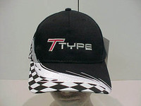BUICK TTYPE CHECKERED HAT