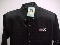 BUICK GSX  BUTTON DOWN WOVEN SHIRTS