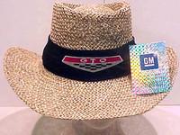 PONTIAC GTO STRAW HAT