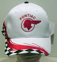 PONTIAC CHIEF CHECKERED HAT