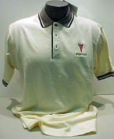PONTIAC ARROWHEAD POLO SHIRT(8537)