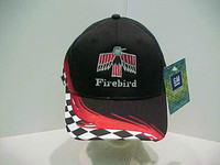 FIRST GENERATION FIREBIRD CHECKERED HAT