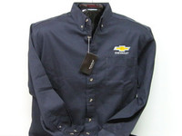 2010 CHEVROLET BOWTIE DENIM SHIRT