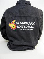 BUICK GRAND NATIONAL INTERCOOLED DENIM JACKET
