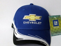 CHEVROLET BOWTIE 2010 EMBROIDERED FLAMED HAT
