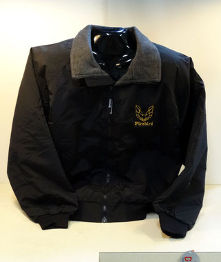GM LICENSED SECOND GENERATION FIREBIRD PONTIAC TA EMBROIDERED 3 SEASONS JACKET