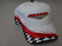 GTOAA EARLY WHITE/RED CHECKERED HAT