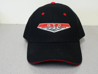 GTOAA EARLY BLACK WITH RED STRIPE HAT