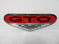 GTO ASSOCIATION OF AMERICA CHROME NEW ERA  SURFACE STICKER