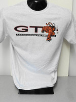 GTO ASSOCIATION OF AMERICA ASH PONTIAC TEE SHIRT