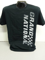 BUICK GRAND NATIONAL SILKSCREEN TEE SHIRT LICENSED BY GM