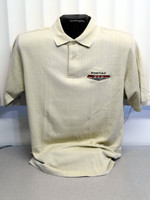 GTO Pontiac Textured polo shirt