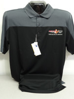 Cool n Dry GTO Association Of America polo shirt