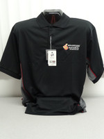 Grand National Intercooled Tri-Color moisture wicked polo shirt GM