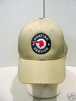 PONTIAC SERVICE CHIEF SOLID HAT