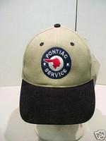 PONTIAC SERVICE CHIEF TWO-TONE HAT GTO FIREBIRD