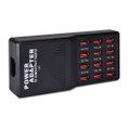 12-Port 12 Amp USB Fast Charging Power Adapter
