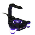 TekNmotion Nibiru Scorpion Gaming USB HUB  4 Port Illuminated USB Hub Extends your USB Port Access