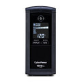 CyberPower Intelligent LCD CP1000AVRLCD 1000VA Tower UPS 1000VA/600W - 1 Minute Full Load - 4 x NEMA 5-15R - Surge-protected, 5 x NEMA 5-15R - Battery/Surge-protected