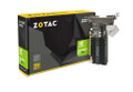 ZOTAC GeForce GT 710 2GB DDR3 PCI-E2.0 DL-DVI VGA HDMI Passive Cooled Single Slot Low Profile Graphics Card