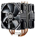 Cooler Master Hyper 212X CPU Cooler with Dual 120mm PWM Fans - 1 Pack