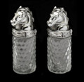 Arthur Court Horse Salt and Pepper Shakers