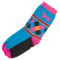 Jockey's Best Youth Sock  SKU # A06086CS  Great colors. 75% Cotton, 25% stretch Nylon  Youth Size 5 - 7