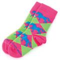 Youth Heavy Weight Argyle Socks