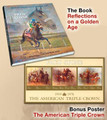 "Fred Stone ""Reflections on a Golden Age & The American Triple Crown"" Coffee Table Book"