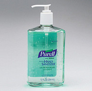 Hand Sanitizer - Purell with Aloe - GJ9639*