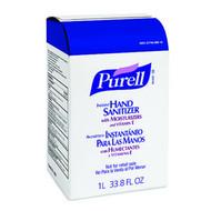 Hand Sanitizer - Purell 800ml Gel - GJ9657*