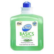 Foam Soap - Dial 1 Liter - BX06060*