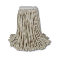 Wet Mop Head - cotton - cut ends  - 61116*
