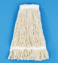 Wet Mop - cotton - looped ends - LBI424C*