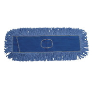"Dust Mop Head - blue - 18"" x 5"" - LBI1118*"