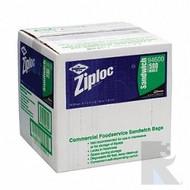 Plastic Bags - Ziplock - sandwich - D94600*