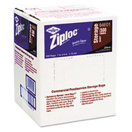 Plastic Bags - Ziplock - quart - D94601*